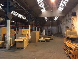 Thumbnail Light industrial to let in Europa Trading Estate, Fraser Road, Erith
