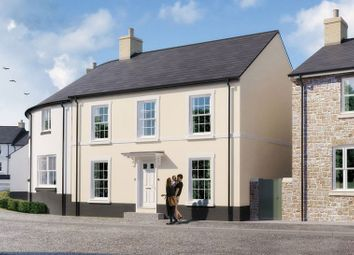 Thumbnail 3 bed semi-detached house for sale in Plot 72, Bellacouch Meadow, Chagford