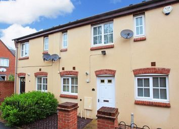 Thumbnail 2 bed terraced house to rent in 41 Saville Close, Wellington, Telford