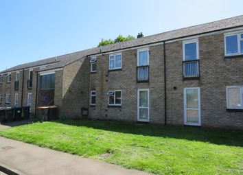 Thumbnail 2 bed flat for sale in Peachs Close, Harrold, Bedford