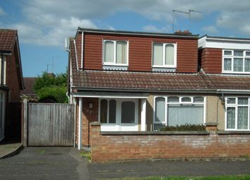 Thumbnail 2 bedroom property to rent in Park Lane, Duston, Northampton
