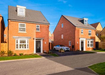 """Thumbnail 4 bedroom detached house for sale in """"Bayswater"""" at Coppice Green Lane, Shifnal"""