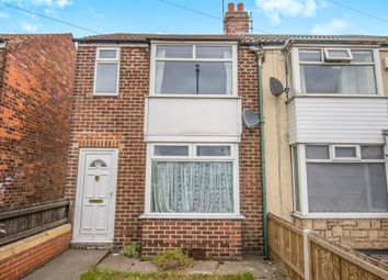 Thumbnail 2 bed semi-detached house for sale in Hedon Road, Hull