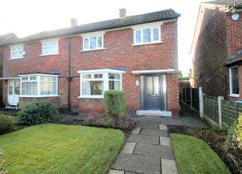 Thumbnail 3 bedroom property for sale in Bedford Road, Ellesmere Park, Manchester