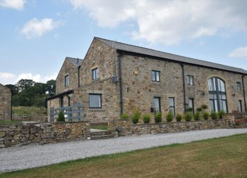 Thumbnail 4 bed barn conversion for sale in Broadhey Barns, Diglee Road, Furness Vale, High Peak