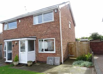 Thumbnail 2 bed semi-detached house for sale in Lilac Close, Burbage, Hinckley