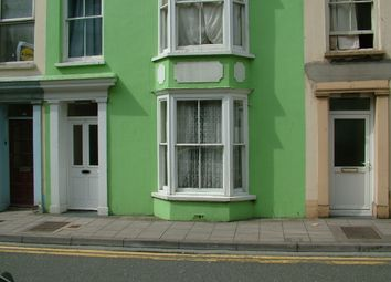 Thumbnail 1 bed flat to rent in 18, Queens Road, Aberystwyth