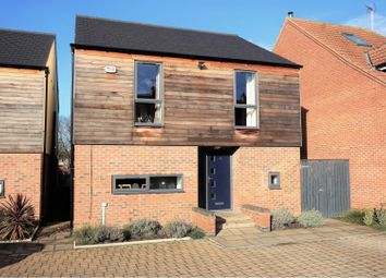 Thumbnail 4 bed detached house for sale in Millfield Lane, York
