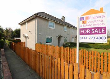 2 bed flat for sale in Glenturret Street, Sandyhills G32