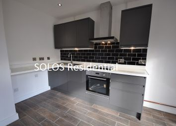 Thumbnail 3 bed flat to rent in Private Road, Mapperley Park, Nottingham