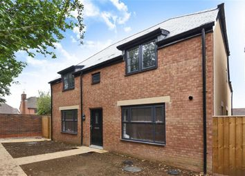 Thumbnail 4 bedroom detached house for sale in Slipper Lane, Chiseldon, Swindon
