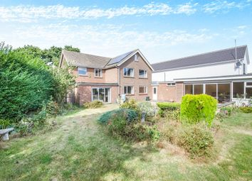 Thumbnail 5 bed detached house for sale in Tiptree Road, Great Braxted, Witham