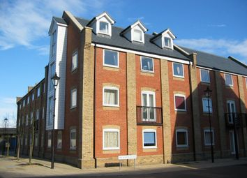 Thumbnail 2 bed flat to rent in Hythe Quay, Colchester