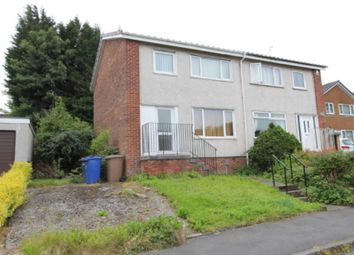 Thumbnail 3 bed semi-detached house for sale in Gladstone Avenue, Johnstone