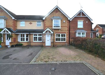 Thumbnail 3 bed semi-detached house to rent in Jay Close, Lower Earley, Reading