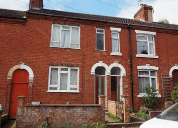 Thumbnail 4 bed terraced house for sale in Grove Street, Wellingborough