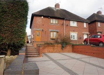 Thumbnail 4 bedroom semi-detached house for sale in Hall Walk, Birmingham