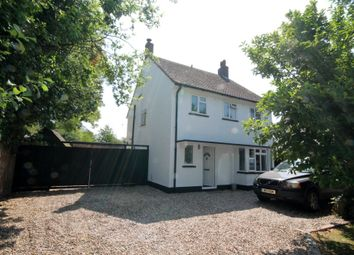 Thumbnail 3 bed detached house for sale in High Street, Barkway, Royston