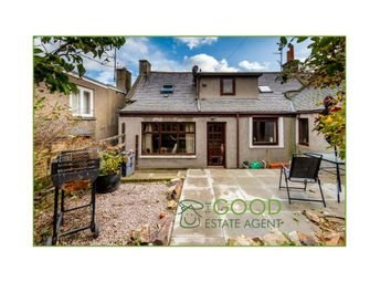 Thumbnail 3 bed semi-detached house for sale in Fife Street, Banff