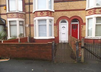 Thumbnail 2 bed terraced house to rent in Hereford Road, Seaforth, Liverpool