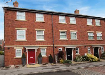Thumbnail 3 bed town house for sale in Goddard Court, Mapperley Plains, Nottingham