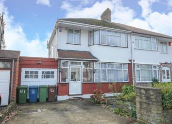 Thumbnail 3 bedroom semi-detached house to rent in Portland Crescent, Stanmore