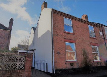 Thumbnail 3 bed end terrace house for sale in Mount Pleasant Street, Coseley, Bilston