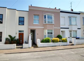 Thumbnail 4 bed terraced house for sale in Hertford Road, Worthing, West Sussex