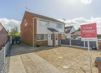 Thumbnail 2 bed semi-detached house for sale in Lupus Way, Great Sutton, Ellesmere Port, Cheshire