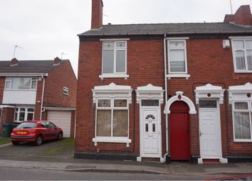 Thumbnail 3 bed end terrace house to rent in Claremont Street, Cradley Heath