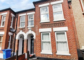 Thumbnail 5 bedroom terraced house for sale in Chalk Hill Road, Norwich