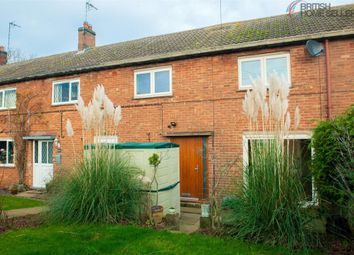 Thumbnail 3 bed terraced house for sale in Ashley Road, Weston By Welland, Market Harborough, Northamptonshire