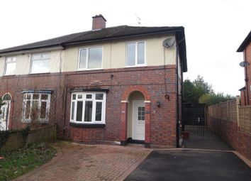 Thumbnail 3 bed semi-detached house for sale in The Avenue, Hartshill, Stoke On Trent