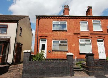 Thumbnail 3 bed terraced house for sale in Shilton Road, Barwell, Leicester