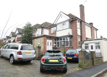 Thumbnail 4 bed detached house to rent in High Road, Harrow