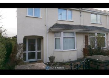 Thumbnail 3 bed semi-detached house to rent in Victoria Drive, Llandudno Junction
