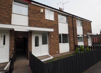 Thumbnail 3 bed terraced house to rent in Brixton Close, Hull