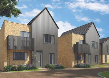"Thumbnail 3 bed semi-detached house for sale in ""The Epstein"" at Old London Road, Harlow"