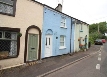 Thumbnail 1 bed terraced house to rent in Tregwilym Road, Rogerstone, Newport