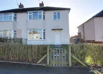 Thumbnail 3 bed semi-detached house to rent in Ash Grove, Mastin Moor, Chesterfield, Derbyshire