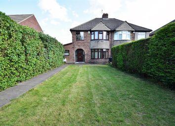 Thumbnail 3 bed semi-detached house for sale in Allerton Road, Allerton, Bradford
