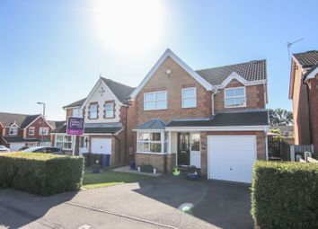 Thumbnail 4 bed detached house for sale in Haigh Moor Way, Barnsley
