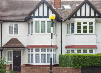 Thumbnail 3 bed terraced house for sale in Fortis Green, East Finchley, London