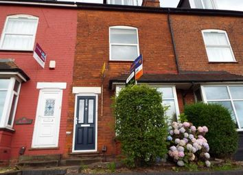 Thumbnail 4 bedroom terraced house for sale in Harborne Lane, Selly Oak, Birmingham, West Midlands