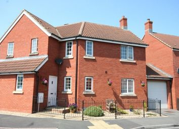 Thumbnail 3 bed semi-detached house to rent in Halyard Drive, Bridgwater