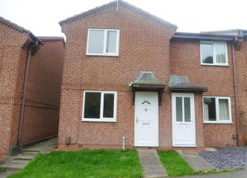 Thumbnail 2 bed end terrace house for sale in Bishops Drive, Oakwood, Derby