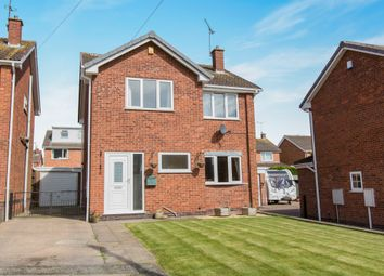 Thumbnail 4 bed detached house for sale in Milldale Close, Marehay, Ripley