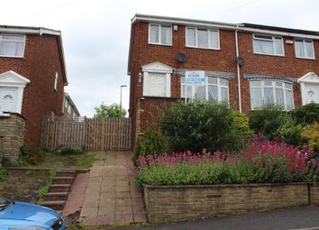 Thumbnail 3 bedroom semi-detached house for sale in Russell Close, Heckmondwike