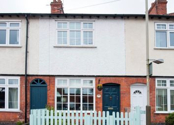Thumbnail 3 bed terraced house for sale in Newmarket Street, Leicester