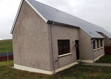 Thumbnail 3 bed end terrace house for sale in 9 Sandside, Firth, Mossbank, Shetland